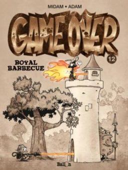 Game over 12, Royal barbecue, 9789462102040