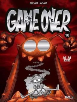 Game over 16, ai ai eye, 9789462106062