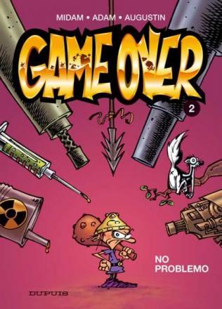 Game over 2, no problemo, 9789031427024