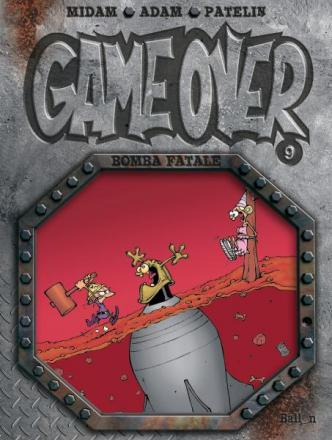 Game over 9, Bomba Fatale, 9789462100244