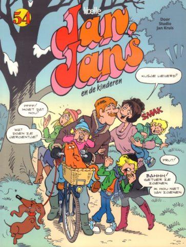 jan jans en de kinderen 54 | studio jan kruis | sanoma