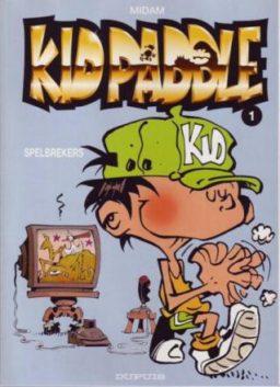 Kid Paddle 1, Spelbrekers, 9789031417834