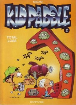 Kid Paddle 2, Total Loss, 9789031418329