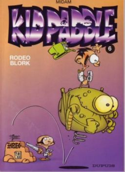 Kid Paddle 6, Rodeo Blork, 9789031422821