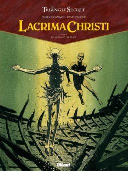 Lacrima christi 4, boodschap uit het verleden, 9789462940871