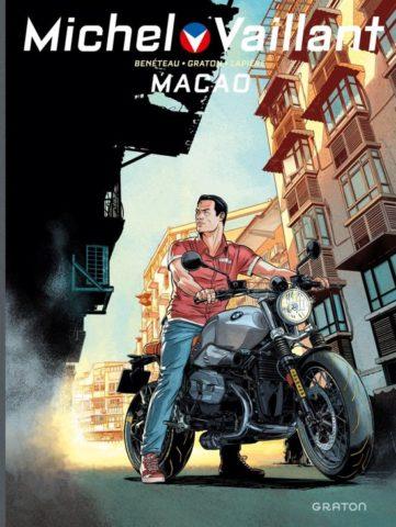 Michel Vaillant s2-7, Macau, 9789031436323