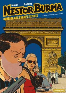 Nestor Burma 13, Corrida op de Champs-élysées, 9789030373995
