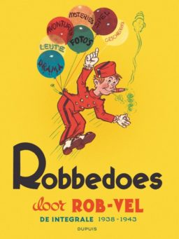 Robbedoes door Rob-Vel, 9789031436934