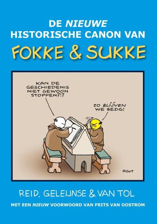 9789492409393, Fokke en Sukke, de nieuwe historische canon