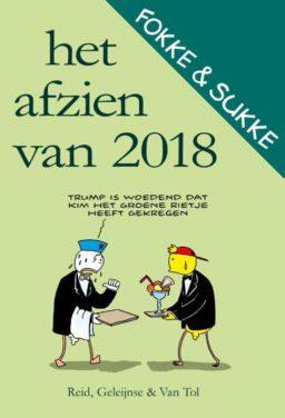 Fokke en Sukke, Het afzien van 2018, 9789492409423