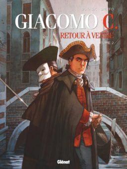 Giacomo C 17, Terug naar Venetie