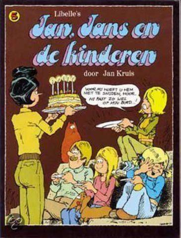 Jan Jans en de Kinderen 5, 9789063370114