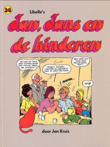 Jan Jans en de Kinderen 14, 9789063370381