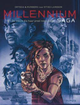 Millennium Saga 3, De vrouw die haar prooi nooit los liet
