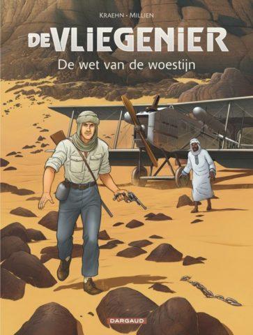 De Vliegenier 3, Wet van de woestijn