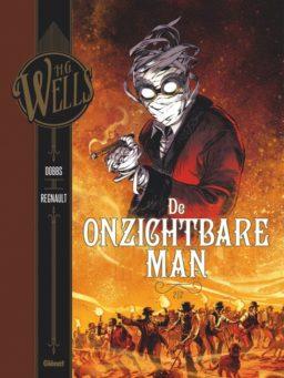 hg wells, onzichtbare man 2