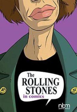 Rolling Stones, Rolling Stones in Comics, 9781681121987