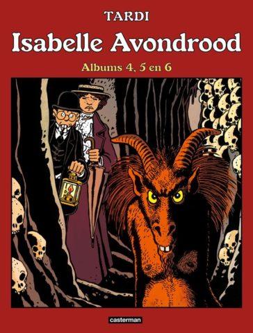 Jacques Tardi, 9789030374190, Isabelle avondrood integraal 2, isabelle avondrood
