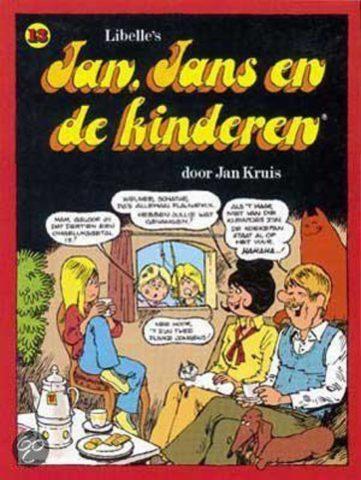 9789063370350, Jan Jans en de Kinderen 13