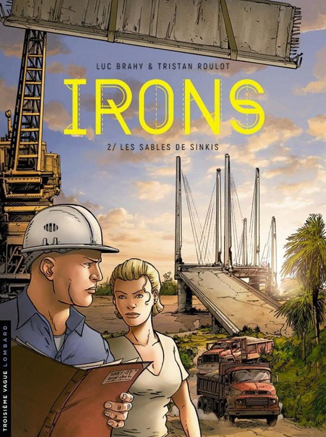 9789064212857, Irons 2, Zand van de Sinkis