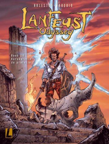 9789088864797, Lanfeust Odyssey 10, Karaxaletie de profetie