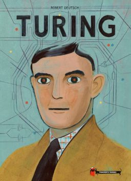9789493109018, Robert Deutsch - Turing