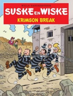 Suske en Wiske - Krimson Break,, Suske en Wiske, Krimson Break