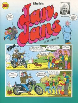 Jan Jans en de Kinderen 21, 9789063370763