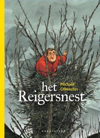 9789492672148, Het Reigersnest, Michaël Olbrecht