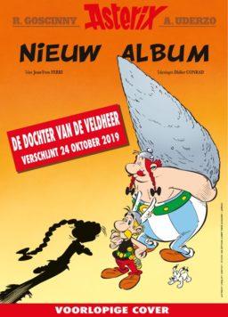 Asterix 38, Dochter van de veldheer, 9782864973508