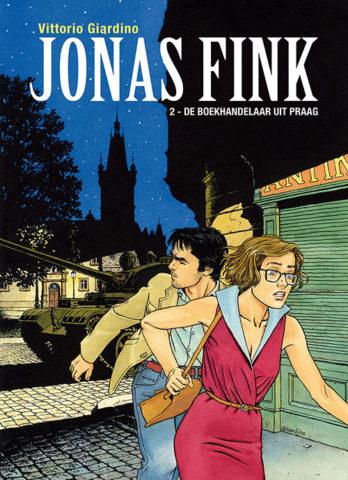 9789085525967, Jonas Fink 2, Boekhandelaar uit Praag