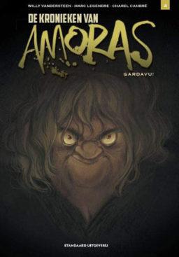 Kronieken van Amoras 4, 9789002267734, Gardavu
