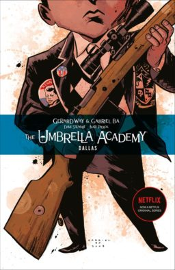 9781595823458, Umbrella Academy 2, Dallas