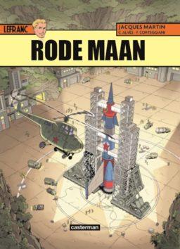 Lefranc 30, 9789030374343, Rode Maan