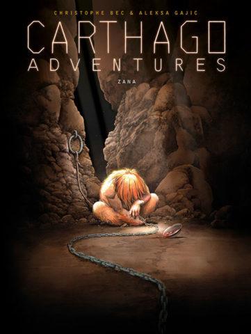 9789088109966, Carthago Adventures 5, Zana
