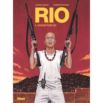 Rio 4, ieder voor zich, 9789462941076