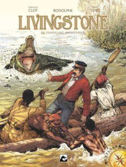 9789463732086, Livingstone 1, De avontuurlijke zendeling, collectie explora, Paul teng