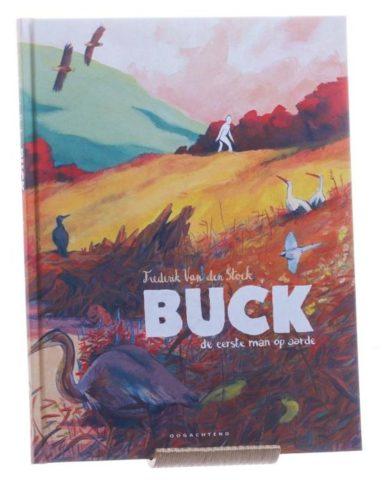 Buck, De eerste man op aarde, 9789492672155