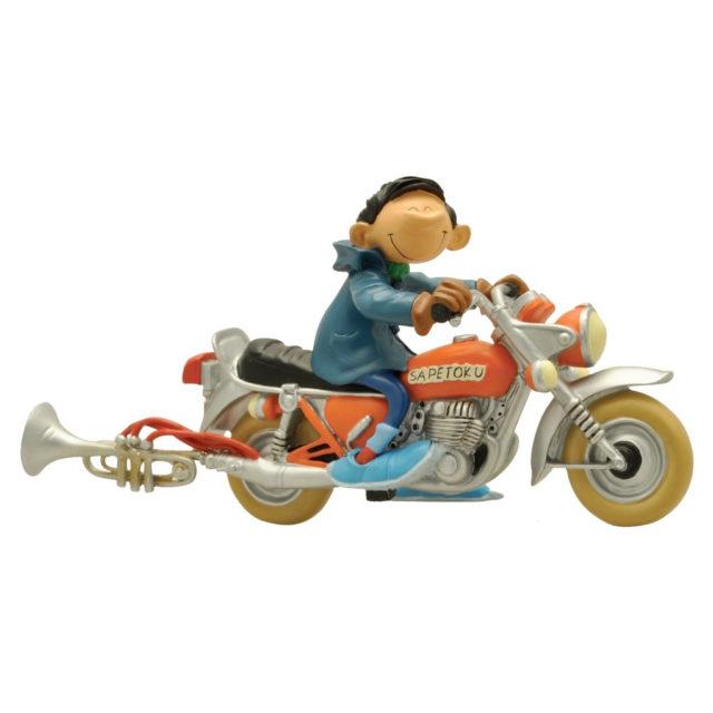 Guust en de motor, miniatuur