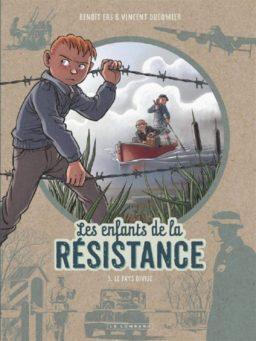 9789064212970, Kinderen in het verzet 5, een verscheurd land