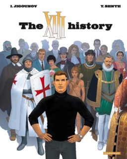 9789085585817, XIII 25 hc, XIII History