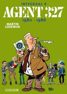 9789088864957, agent 327 integraal 4, 1980-1986