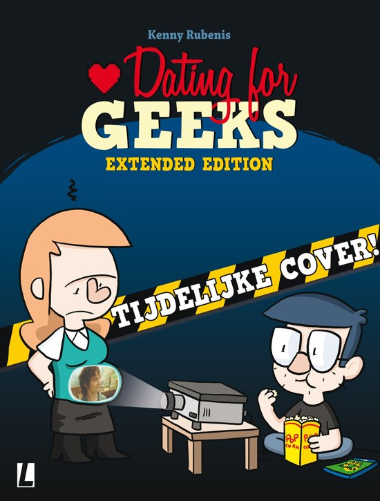 Dating for Geeks 10, 9789088865060, extended edition
