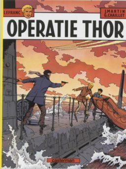 Operatie Thor, 9789030330363, Lefranc 6