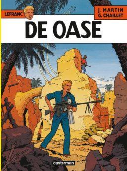 Lefranc 7, De oase, 9789030330370