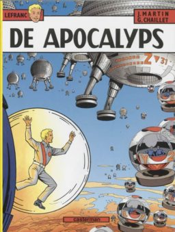 9789030330400, De apocalyps, lefranc 10