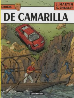 9789030330431, lefranc 12, de camarilla
