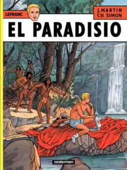 9789030330462, Lefranc 15, El paradisio