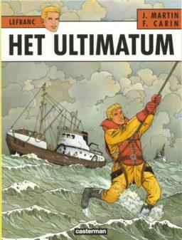 Lefranc 16, Het ultimatum, 9789030330479