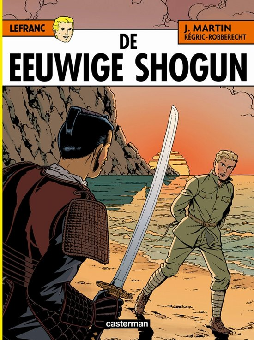 9789030366928, lefranc 23, de eeuwige shogun